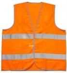 жилет светоотражающий для водителя по допог